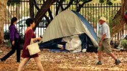 belmore park tents
